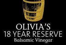 Dark Balsamic Vinegars