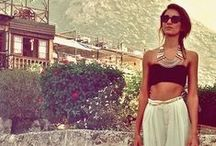 Pieces I Like / Fashion Trends 2014, Summer Clothes, Beach Wear