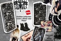 Fashion collection by dado / Cover and Book cases 100% handmade in Italy