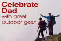 Outdoors Dad Gifts / Check out our curated collection of the top outdoor gear that your father will love.  / by Sport Chalet
