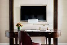 Home Office Inspiration Ideas / Welcome to Home Inspirations Ideas Home Office board, designed for those that are looking for bold, elegant and sophisticated Pinterest Trends for the Home.