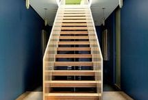 Staircases Inspiration Ideas / Welcome to Home Inspirations Ideas Staircases board, designed for those that are looking for bold, elegant and sophisticated Pinterest Trends for the Home.