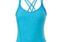 Spring 2015 Fitness Trends / The newest female activewear and trendy workout gear for the Spring season. / by Sport Chalet
