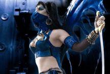 Universal Coolness -- mythology