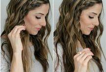 Hair Style Ideas & Hair Inspiration / hair style ideas and hair inspiration.