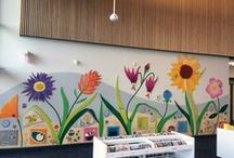 Our Children's Room Dreams / What would you like to see in our Children's Room as we design for the future?  Tell us your ideas and dreams as the Trustees and Friends of the Library work towards finding the financial resources to update the space that local families use most.