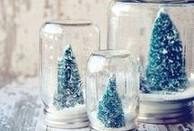 Winter Decorating Ideas 2016 / As temperatures outside drop, it's time to bring some warmth back into your home.