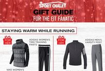 Holiday 2015 Fitness Gifts / Fitness gifts from our holiday collection are perfect for the fit men and women in your life. Our hand-selected gift ideas from clothing to accessories are wonderful fitness gifts for women. We've also included fitness gifts for men from stocking stuffers to the main event.   / by Sport Chalet