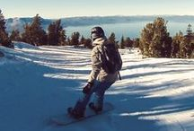 Shreddin' Pow / Skiing and snowboarding inspiration and tips for hitting the slopes.  / by Sport Chalet