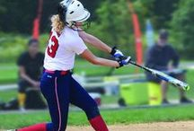 Softball 2016 / Shop premium softball equipment including gloves, bats, softball accessories, and more.  / by Sport Chalet