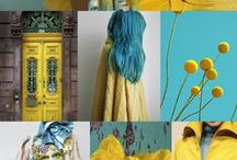 Colour Love / colour combos to inspire.