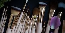 #Makeupbrushes / Makeup Brushes are the exact perfect tools for beautiful makeup.