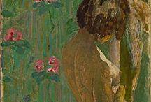 Art ~ Bonnard