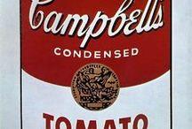 Art ~ Warhol