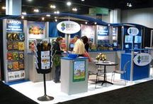 Education Displays / Nomadic displays are popular among institutions of higher education for their eye-catching graphics and lighter weight cost savings. Our trade show display solutions can save you time and money. Remember, our trade show display solutions can help any business in any industry!