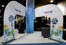 Energy Displays / Nomadic Display has created attention-getting environments that enable energy firms to attract and connect with business partners and consumers. All of our trade show display solutions are tailored to meet your business needs. Click the images below for larger views.