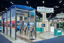Service Displays / Service companies of all types turn to Nomadic for unique and affordable trade show display solutions. Browse the images below that represent some of our more recent projects. From small trade show displays to large island exhibits, Nomadic has the experience and innovative products to make your brand message to stand apart from the show floor clutter.