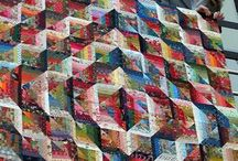 Quilts I like / These are quilts I like and might want to use for inspiration.