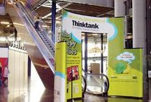 Museums / Museum exhibits make learning an experience for visitors. Nomadic has worked with museums to develop compelling traveling shows and semi-permanent installations that captivate their audience. Whether you need portable display solutions that may be repurposed with different graphics or an exhibit designed to meet unique requirements, let us our designers create an exhibit as distinctive as your experience.