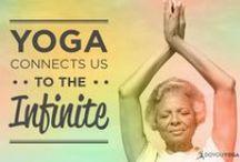 Mind + Body / The benefits yoga provides, both physically & mentally.