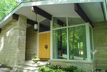 Exteriors and Outside Spaces / by Ashley V. Feeney