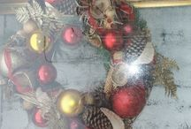 Christmas/ kerst / Arrangements  GGG and ideas