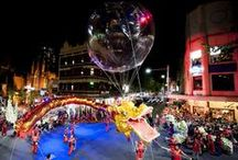 Sydney Chinese New Year / Celebrate the Sydney's Chinese New Year Festival with food market stalls, free family entertainment and firecrackers. Official Site; http://www.sydneychinesenewyear.com  Book your room at Cremorne Point Manor in advance. We're close to the festivities; http://www.cremornepointmanor.com.au/
