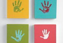 Hand-footprint ideas