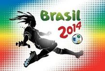 Copa del Mundo - Brasil 2014 / by Ro Brewer