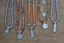 Gloria Janell Nature Inspired Jewelry / Hand made nature inspired gemstone Jewelry by Gloria Stacholy