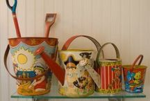 Vintage items / Old things!  Pin all you want! / by Julie Crowell