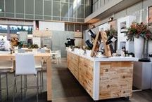Stand Masters of LXRY 2014 / Witte salentein bar.