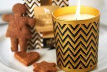 Collection gourmande 2014 / En forme de gâteaux, de confiture de saison ou aux senteurs traditionnelles, nos bougies s'invitent dans votre décoration. Entre « Paperkators » et un verre de « Glögg », succombez aux délices de nos bougies parfumées et émerveillez vos invités !