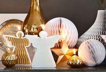 Collection étincelante 2014 / Il y a toujours de la magie dans le scintillement des flammes, une féerie incontournable à créer pour les fêtes… Illuminez votre espace, avec une collection aux multiples reflets, qui joue de ses angles et facettes pour piéger la lumière…