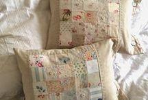 Proyectos textiles / Pachtwork