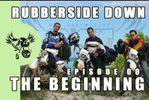 Rubberside Down / Documenting our dirt-bike adventure around the Dominican Republic!