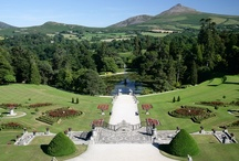 Viva Italia!  / The Italian Garden truly offer the best in garden landscaping and design. Cast your eye towards the Sugar Loaf Mountain beyond Powerscourt Gardens and enjoy one of the best views in Ireland.