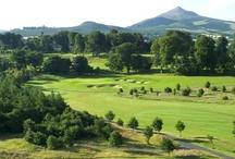 Golfing at Powerscourt!