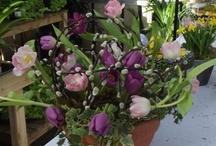 Easter Floral Art at Powerscourt