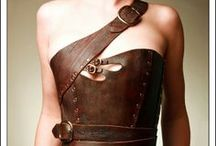 ~ Ohh my Leather ~ / DIY... Leather, Cuero, Bag, Create... / by Cherry Marie