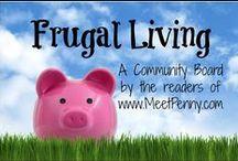 Frugal / by Linda