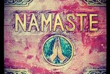 ☯ ≜ Yoga Time ≜ ☯ /  ≜ ≜ ≜ △  △  △ ▲ ▲ ▲   ◈ ◈ ◈  / by Cherry Marie