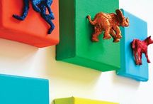 Hana and Steve - playroom ideas / S and h playroom ideas  / by Annette Margetts