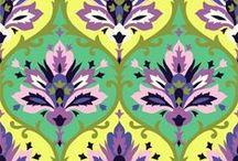 Beautiful fabrics / by 2 Green Monkeys