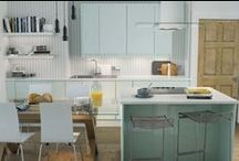 Wren's Modern Kitchens / Take a look at our range of modern kitchens to put a contemporary spin on your cooking haven.