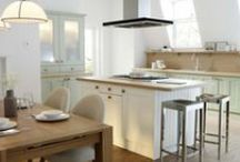 Wren's Traditional Kitchens / Add some rustic charm to your home with this beautiful selection of traditional designs.