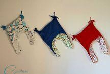 Couture pour les Petits (Tutos et patrons : Petits accessoires) / by m Gg++