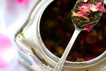Tea Party, Herbals & Edible Flowers  / by Cherry Marie