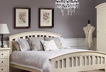 Beautiful Boudoir / A selection of our stunning bedroom furniture, perfect for creating a warm, welcoming haven.