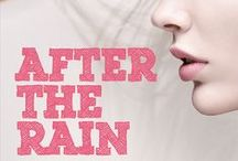 After the Rain (Book) / The images from the book After the Rain